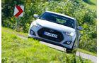 Hyundai Veloster Turbo, Frontansicht