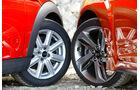 Hyundai Veloster Turbo, Mini Cooper S Clubman,