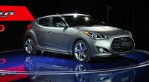 Hyundai Veloster Turbo auf der Detroit Motor Show 2012