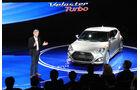 Hyundai Veloster Turbo auf der Detroit Motor Show 2014