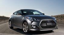 Hyundai Veloster Turbo auf der Detroit Motor Show 2015