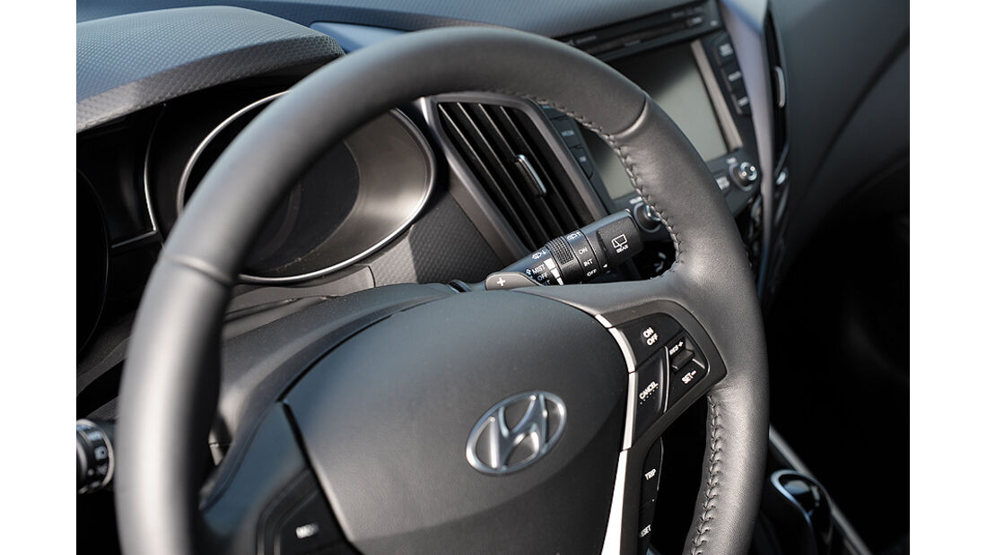 Hyundai Veloster Turbo auf der Detroit Motor Show 2017