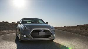 Hyundai Veloster Turbo auf der Detroit Motor Show 2023