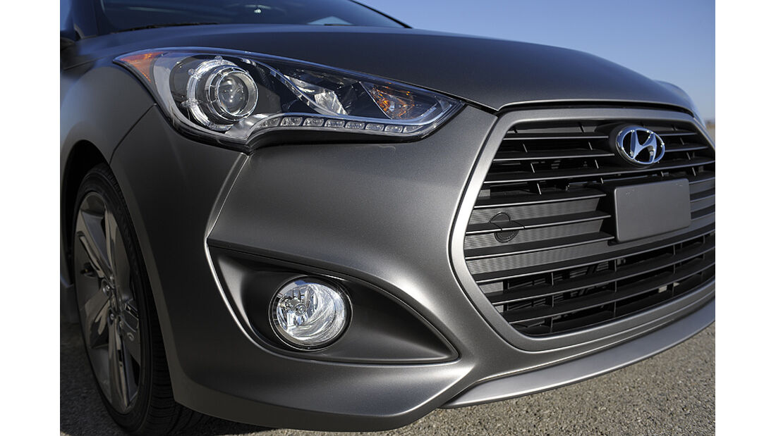 Hyundai Veloster Turbo auf der Detroit Motor Show 2030