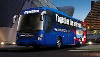 Hyundai WM-Busse Slogan Argentinien