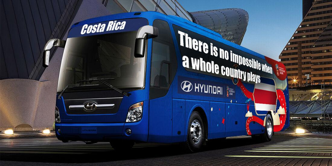 Hyundai WM-Busse Slogan Costa Rica
