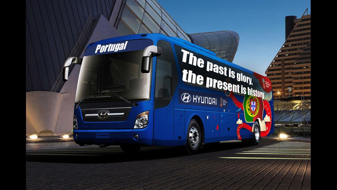 Hyundai WM-Busse Slogan Portugal