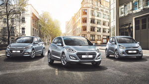 Hyundai YES Sondermodelle