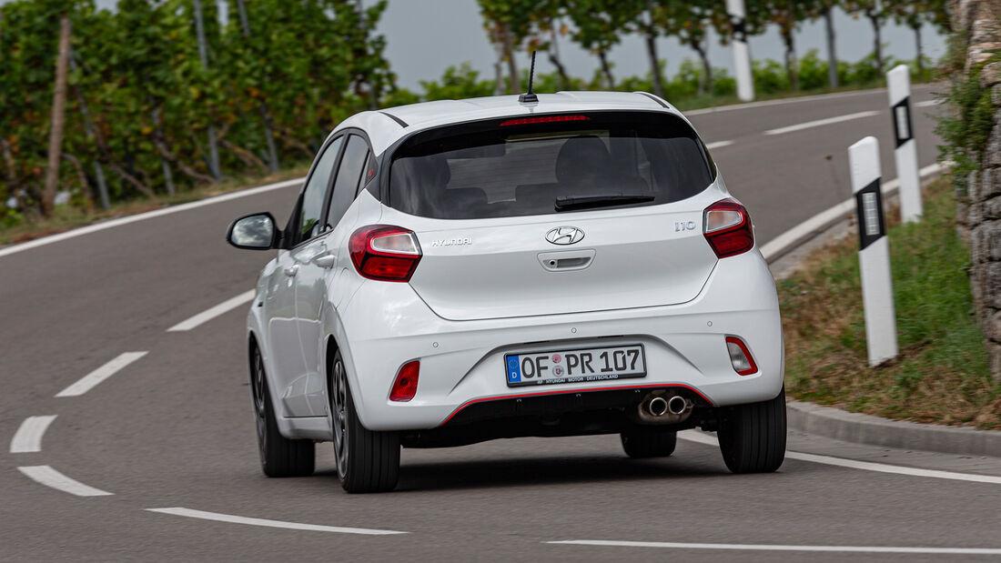 Hyundai i10 1.0 T-GDI N-Line, Exterieur