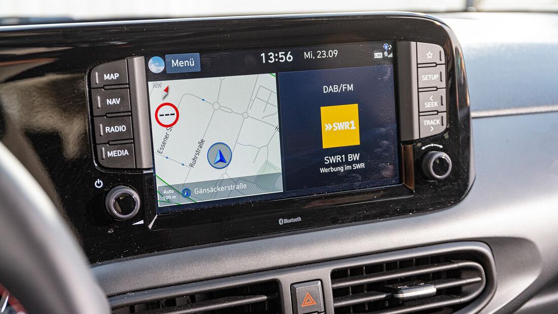 Hyundai i10 1.0 T-GDI N-Line, Interieur