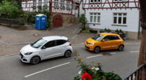 Hyundai i10 1.0 T-GDI N-Line, Renault Twingo Tce 90 Intens, Exterieur