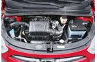 Hyundai i10 1.1 Style, Motorraum, Motor