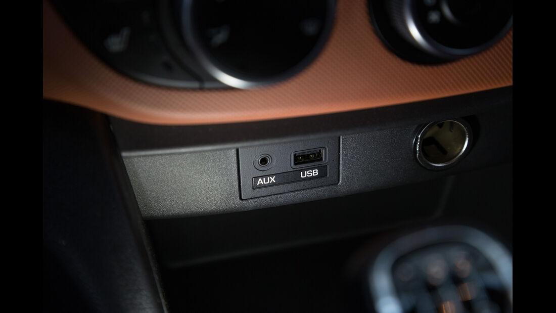 Hyundai i10 1.2, Anschlüsse