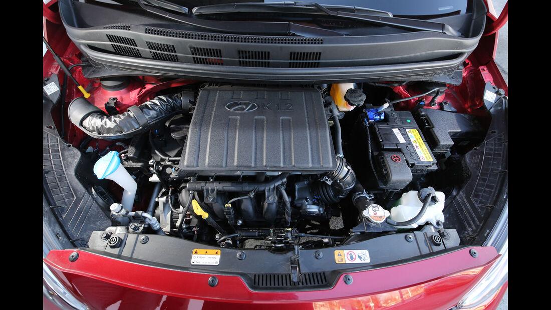 Hyundai i10 1.2, Motor