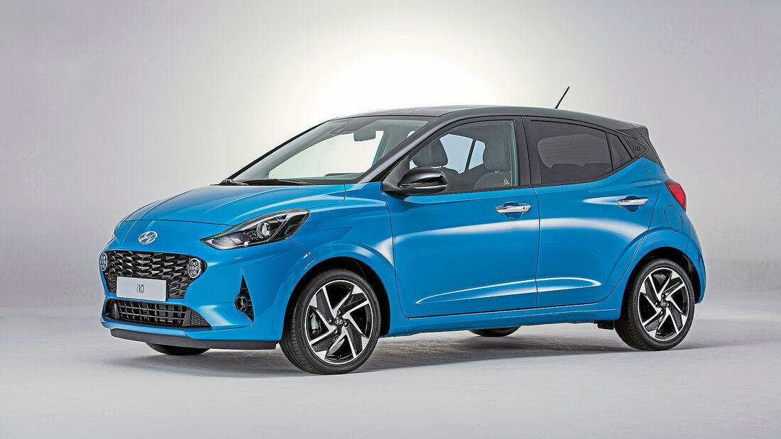 Hyundai i10, Autonis 2020