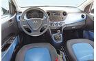 Hyundai i10 Blue 1.0 Trend, Cockpit
