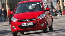 Hyundai i10, Frontansicht, Front