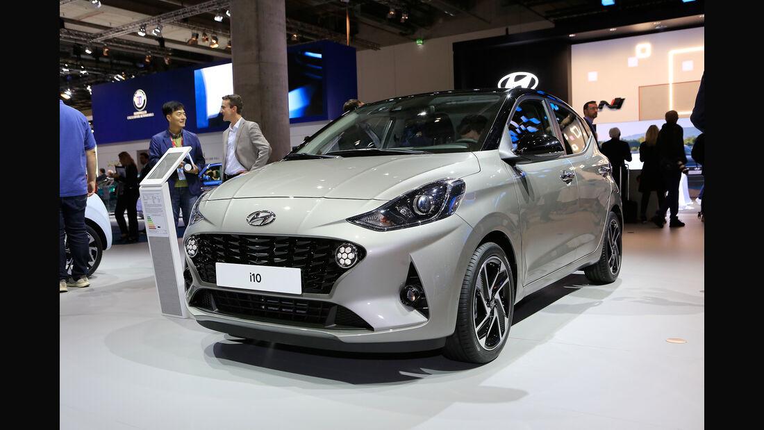 Hyundai i10, IAA 2019