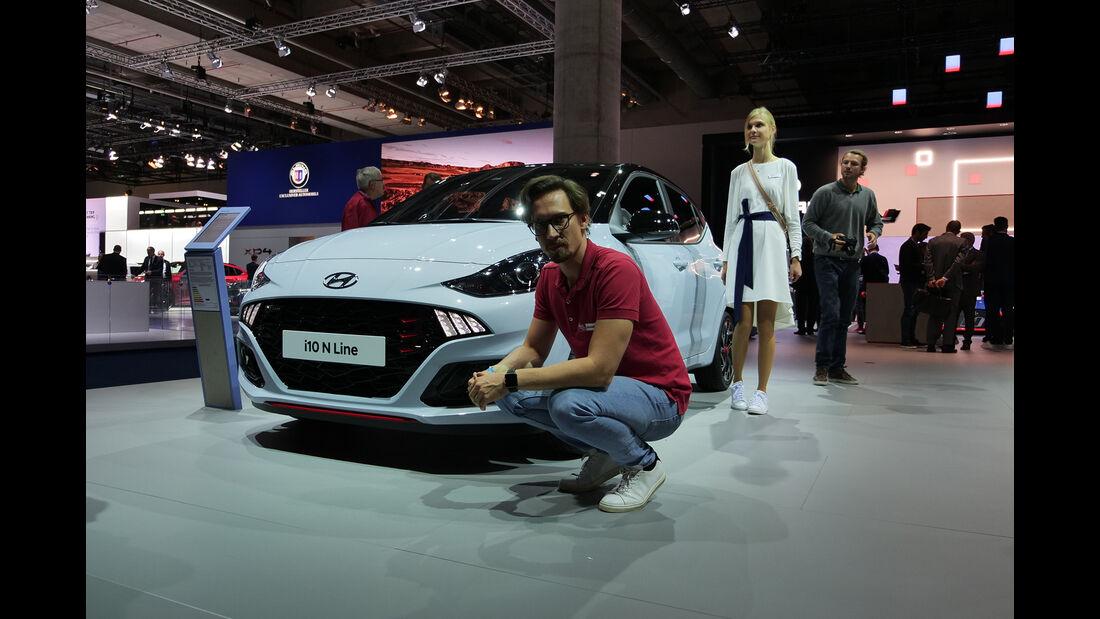 Hyundai i10 N Line Björn Sasse