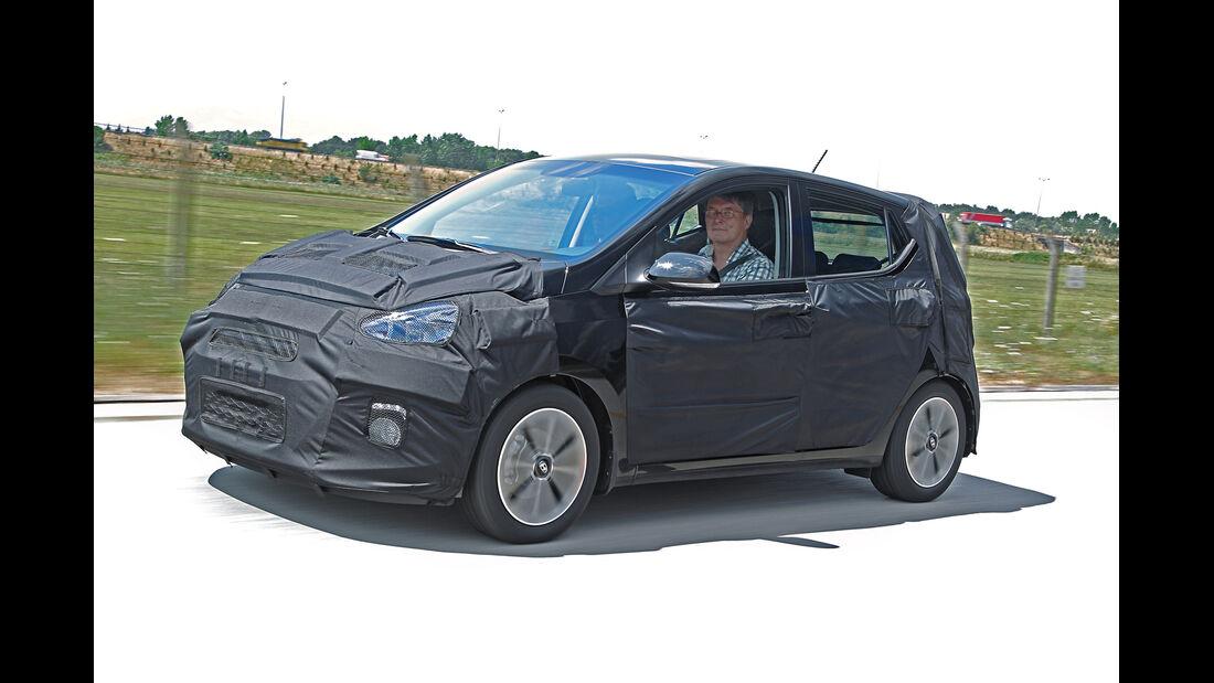 Hyundai i10, Prototyp