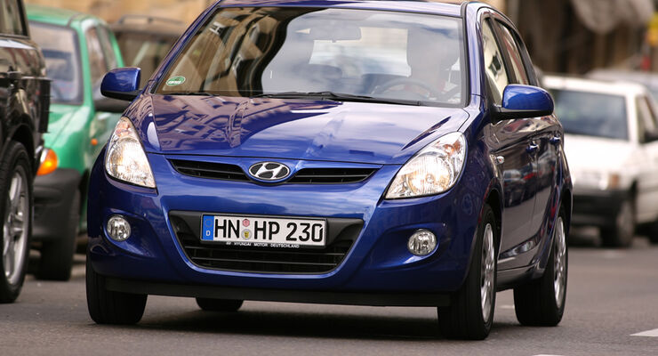 Hyundai i20 1.2 Comfort