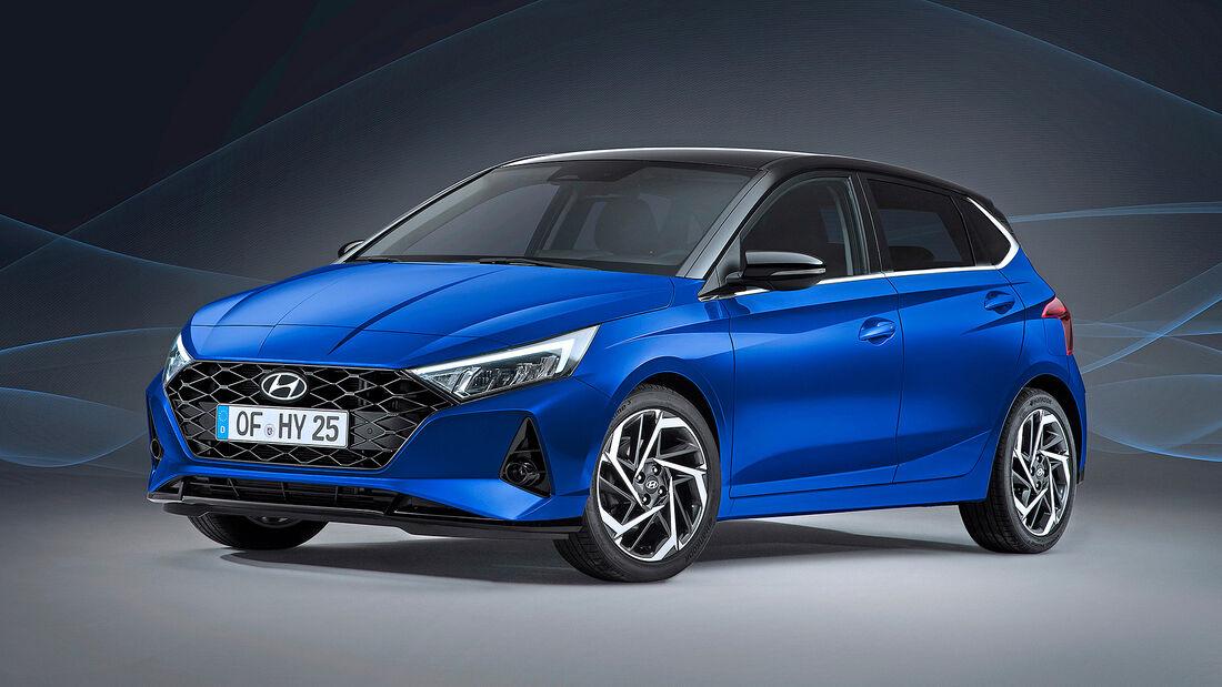 Hyundai i20, Autonis 2020