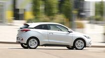 Hyundai i20 Coupé 1.4 CRDi, Seitenansicht