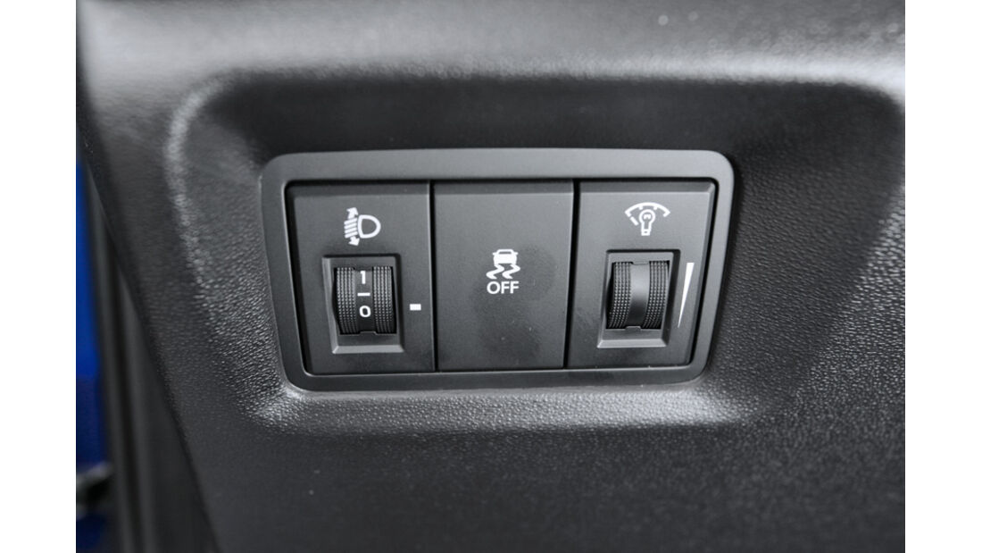 Hyundai i20, ESP