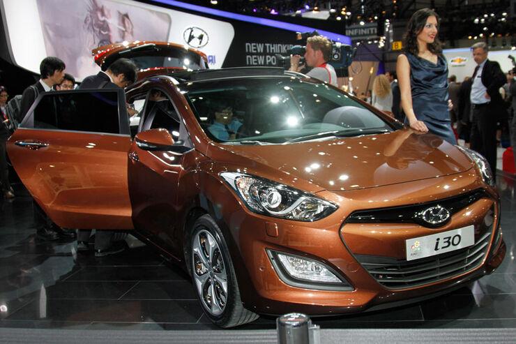 Hyundai i20, Genf 2012