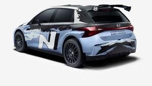 Hyundai i20 N Rally2 - Rennwagen
