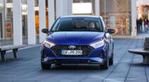 Hyundai i20 Realverbrauch