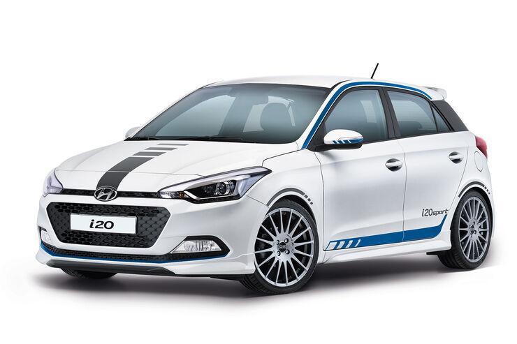 Hyundai i20 Sport