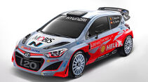 Hyundai i20 WRC 2015