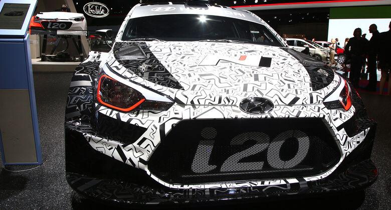 Hyundai i20 WRC für 2017