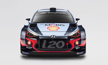 Hyundai i20 WRC 2018
