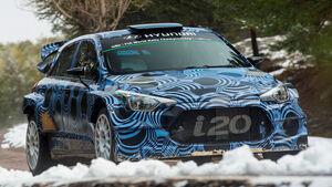 Hyundai i20 WRC, Prototyp, WRC, Rallye