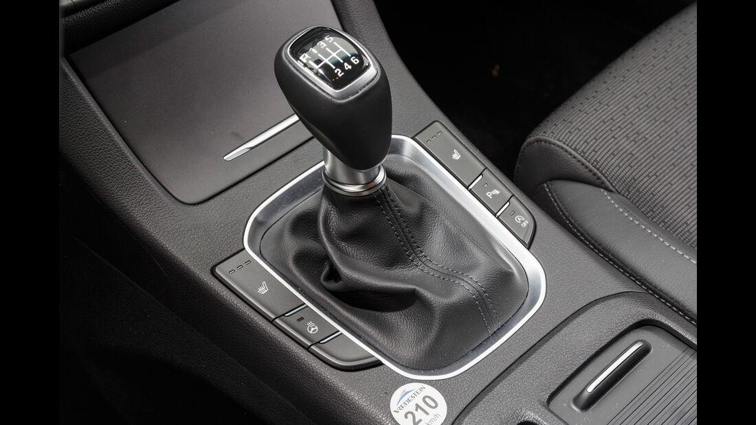 Hyundai i30 1.0 T-GDI, Schalthebel