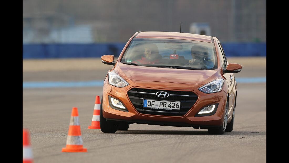 Hyundai i30 1.4, Frontansicht
