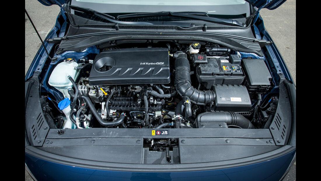Hyundai i30 1.4 T-GDI, Motor