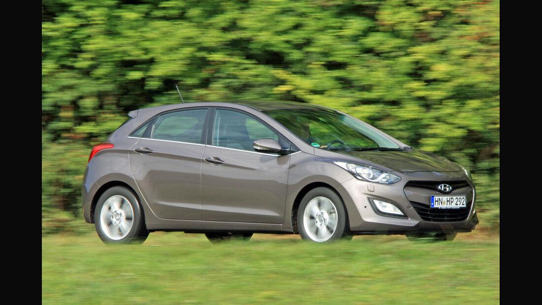 Hyundai i30 1.4 Trend, Frontansicht