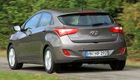 Hyundai i30 1.4 Trend, Heckansicht