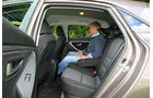 Hyundai i30 1.4 Trend, Rücksitz, Beinfreiheit