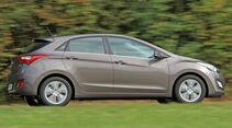 Hyundai i30 1.4 Trend, Seitenansicht