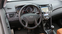 Hyundai i30 1.6 CRDi Coupé, Lenkrad