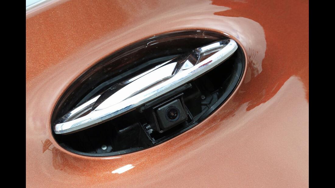 Hyundai i30 1.6 CRDi Coupé, Tankdeckel