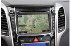 Hyundai i30 1.6 CRDi, Display, Navi