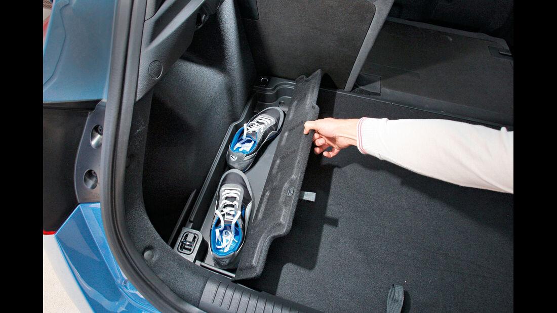 Hyundai i30 1.6 CRDi Trend, Ablagefach