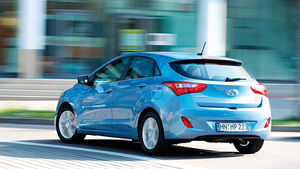 Hyundai i30 1.6 CRDi Trend, Heck