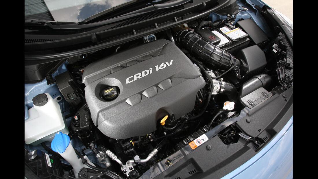 Hyundai i30 1.6 CRDi Trend, Motor