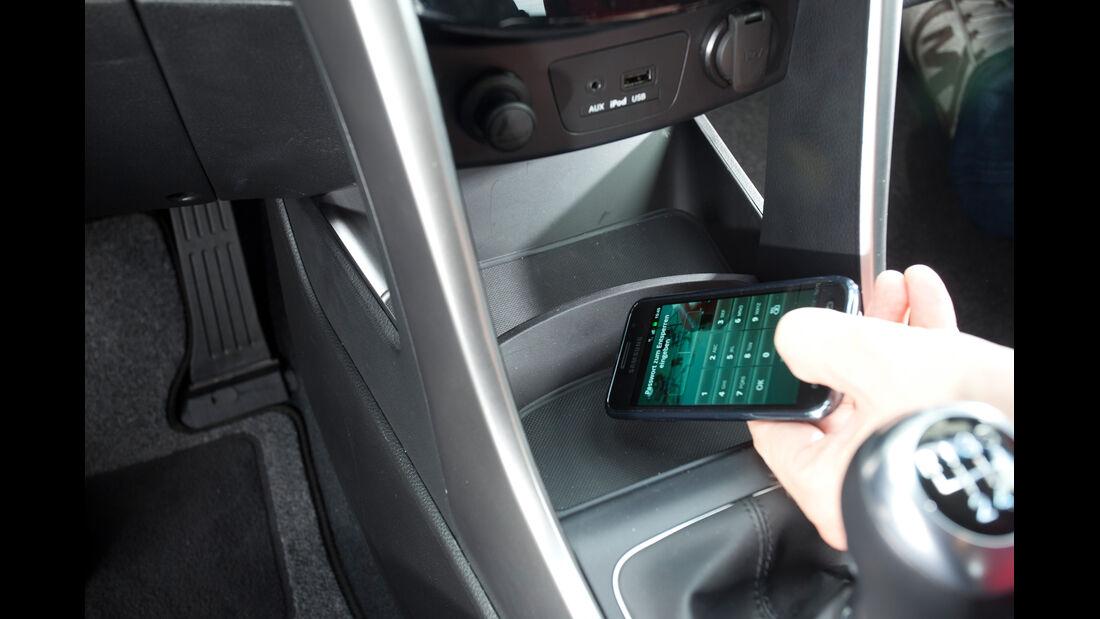 Hyundai i30 1.6, Fernbedienung